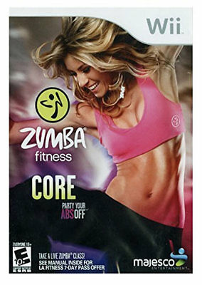 Zumba Fitness Core WII, New