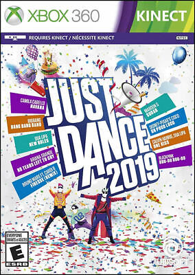 Just Dance 2019 Xbox 360 New Xbox 360,Xbox 360