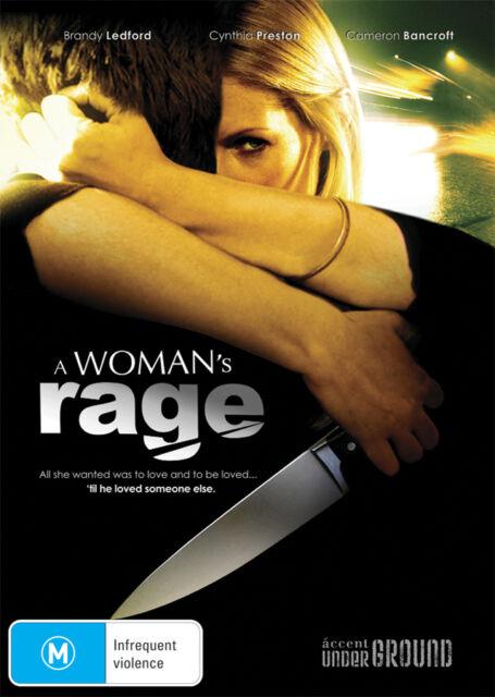 A Woman's Rage (DVD) - AUN0145
