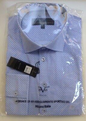 Versace Abbigliamento V1969 Mens Dress Shirt - VTP103  Choice of Sizes S,M,L,XL