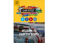 Carfest South 2017, 2 adults, 3 kids, Weekend Quiet camping