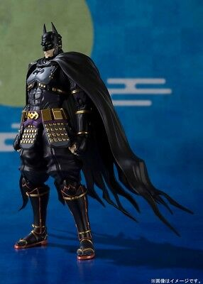 DC Comics: Ninja Batman S.H.Figuarts figure With Accesories By Bandai