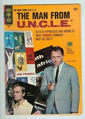 The Man From Uncle  6 Photo Cover 1966