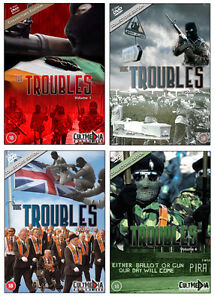 The Troubles in Northern Ireland - 48 Disk DVD Collection - Irish 1916 History - <span itemprop=availableAtOrFrom>Dublin, Ireland</span> - Please see the auction description for a detailed returns policy Most Buy It Now purchases are protected by the Consumer Rights Directive which allow you to cancel the purchase within seven worki - Dublin, Ireland
