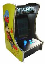 """Mini Upright Arcade Machine with 15"""" TFT & 60 Games Burpengary Caboolture Area Preview"""