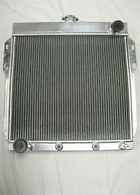 1955 1956 1957 Ford Thunderbird Aluminum Radiator 55 56 57 T-Bird T Bird 3 Core