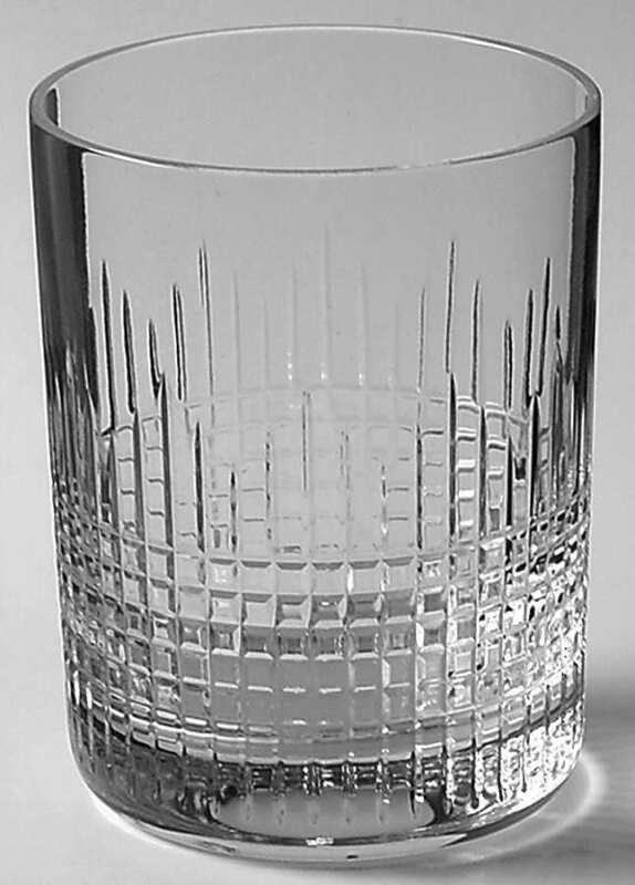 Baccarat NANCY Old Fashioned Glass 5932739