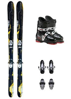 как выглядит 164cm 365 Morpheus Skis With Tyrolia Bindings Boots Mounted Package k2-rski10 фото