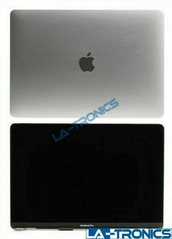 Space Grey Retina LCD Screen Assembly for MacBook Pro A1707 MLH32LL/A MLW72LL/A