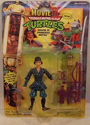 Teenage Mutant Ninja Turtles TMNT 1993 Movie III 3 - Princess Mitsu Rebel (MOC) - Teenage Princesses