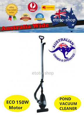 Jebao PC3 Powerful Vacuum Pond Cleaner 7000LPH Adjust Telescopic Pole