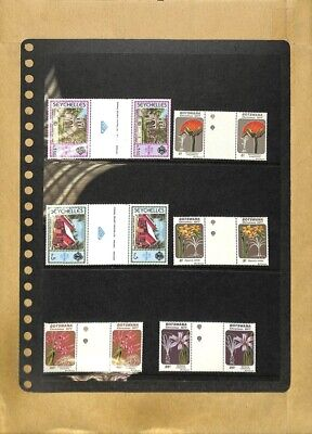 [OP7769] Worldwide lot of stamps on 12 pages
