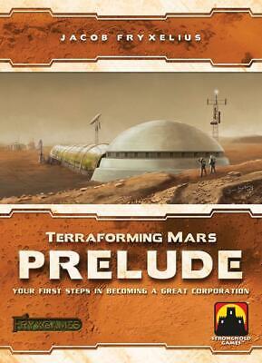 Terraforming Mars: Prelude Expansion