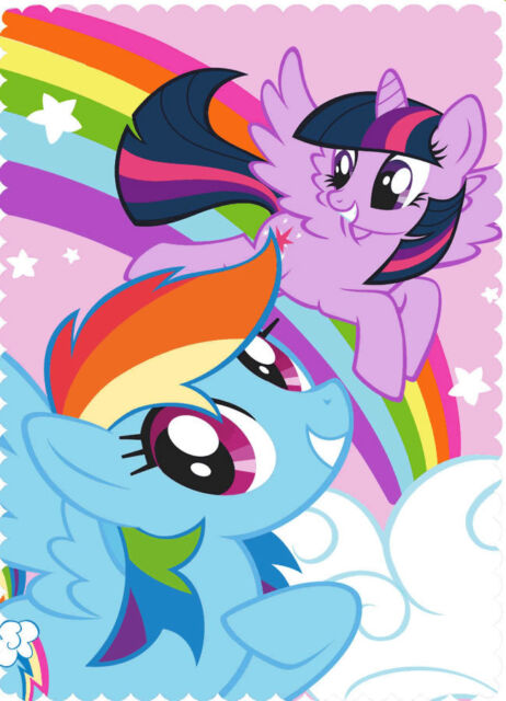 My Little Pony Fleece Blanket - Equestria