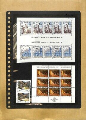 [OP7783] Worldwide lot of stamps on 12 pages