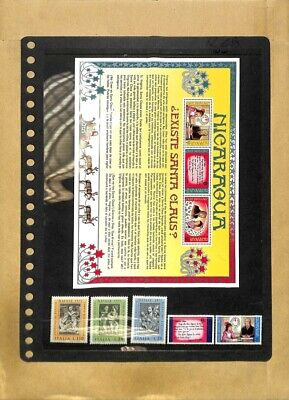 [OP7782] Worldwide lot of stamps on 12 pages