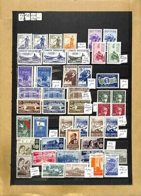 [OP7733] Worldwide lot of stamps on 12 pages
