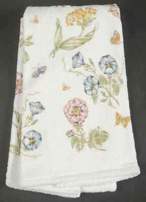 Lenox BUTTERFLY MEADOW Cloth Dish Towel 8235796 ()