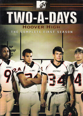 Two-a-Days: Hoover Alta - la Completa Temporada Nuevo DVD