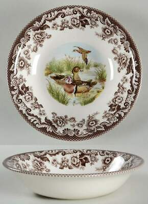 Spode WOODLAND Wood Duck Cereal Bowl 10139825