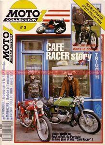 MOTO COLLECTION 3 HONDA CB 450 Twin Enfield 500 Moto de Course 1000 Café Racer - France - État : Trs bon état: Livre qui ne semble pas neuf, ayant déj été lu, mais qui est toujours en excellent état. La couverture ne présente aucun dommage apparent. Pour les couvertures rigides, la jaquette (si applicable) est incluse. Aucune p - France