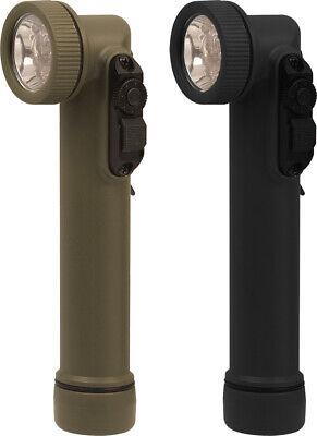 Mini LED Tactical Angle Head Flashlight Travel Army Military Camping Outdoor Angle Head Led Flashlight