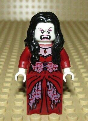 LEGO Lord Vampyre's BRIDE Vampire minifigure MONSTER FIGHTERS 9468 10228