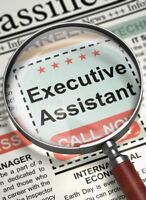 Executive Assistant Needed!