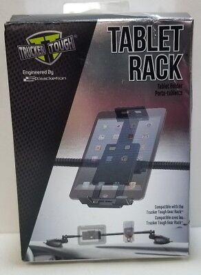 TRUCKER TOUGH GEAR RACK ENGINEERED BY BRACKETRON TABLET HOLDER RACK ACCESSORY