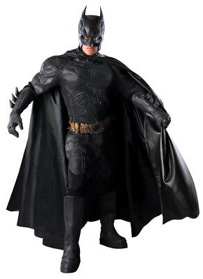 Deluxe Batman Adult Licensed Grand Heritage Collector Costume