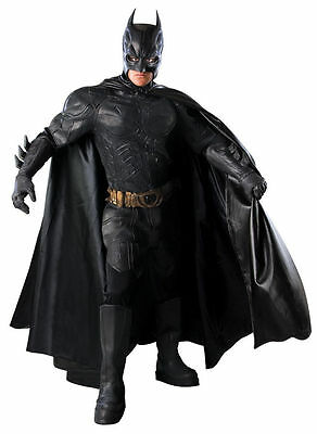 BATMAN Grand Heritage Mens Costume Dark Knight Collector - Batman Collector Kostüme