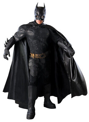 BATMAN Grand Heritage Men's Halloween Costume Dark Knight - Batman Collector Kostüme
