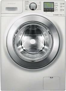 SAMSUNG 10KG FRONT LOAD WASHING MACHINE_WF1104XBC-1 YEAR WARRANTY Airds Campbelltown Area Preview