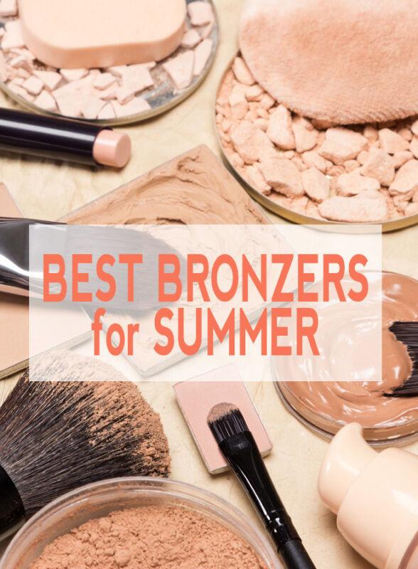 Best NEW Bronzers For Summer!