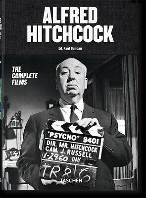Alfred Hitchcock The Complete Películas Libro de Tapa Dura 14BA58