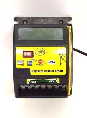Mars Mei 4-in-1 Credit Card Mask - Attaches To A Series 2000 Bill Acceptor