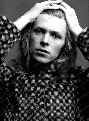 8x10 Print David Bowie 1960's #DB44
