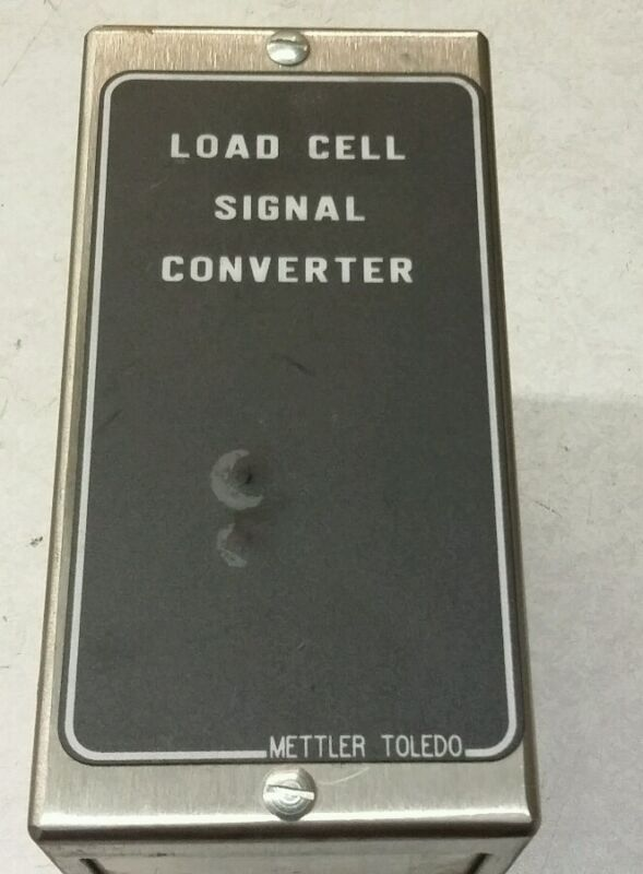 Load Cell Signal Convertor Model 9321 New Free Shipping