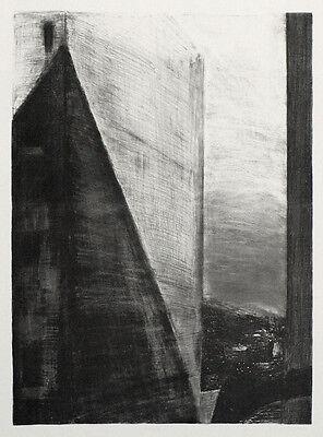 GABI KEIL - Dresden II - Lithografie 2001