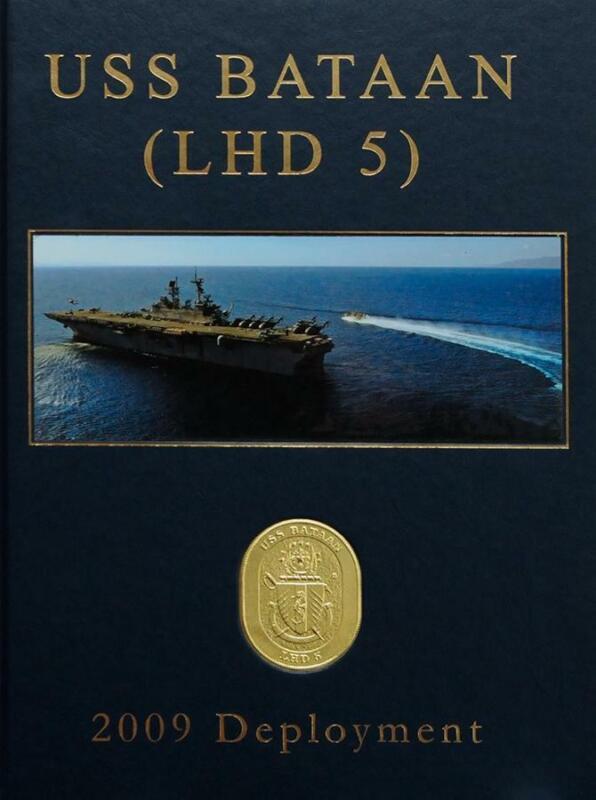USS Bataan (LHD 5) 2009 Cruisebook