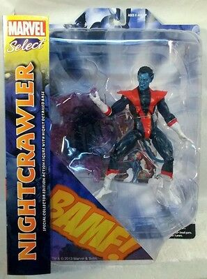 Marvel Select X-Men Nightcrawler Collector Edition FIgure With Base (MISP)