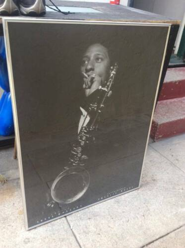 SONNY ROLLINS Vol. 2 / Francis Wolff Photo Poster Print : Blue Note Records1558.