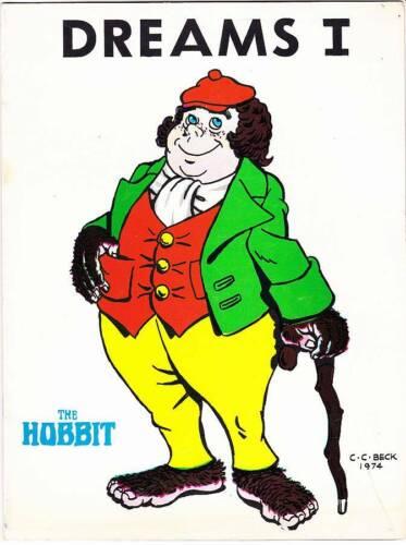 1970s fanzine DREAMS I - C.C. Beck, Frank Frazetta, Vaughn Bode, Robert Crumb