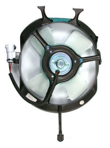 A//C Condenser Fan Assembly APDI 6010272 fits 2008 Toyota Sequoia