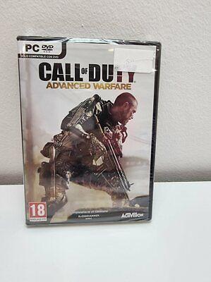 ۞ Juego PC Call of Duty Advanced Warfare Nuevo ۞Envío 24H۞