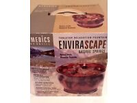 Natural Springs Tabletop Fountain from Envirascape