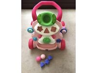 Chicco baby steps baby walker