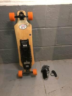 Genesis Hellfire Electric Skateboard