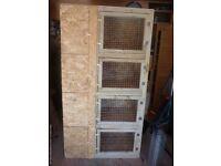 indoor rabbit/guinea pig hutches