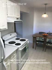 Perfect 3 Bedroom Townhouse at 244 McGill Blvd